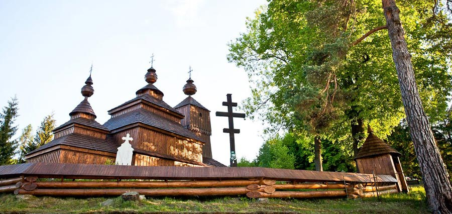 Wooden Churches Trip