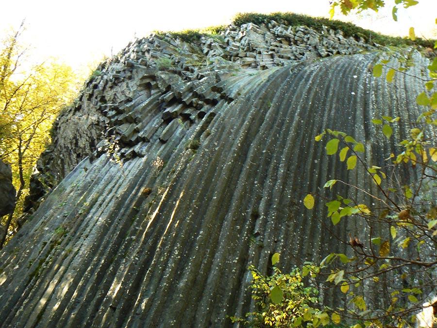Somoska stone waterfall