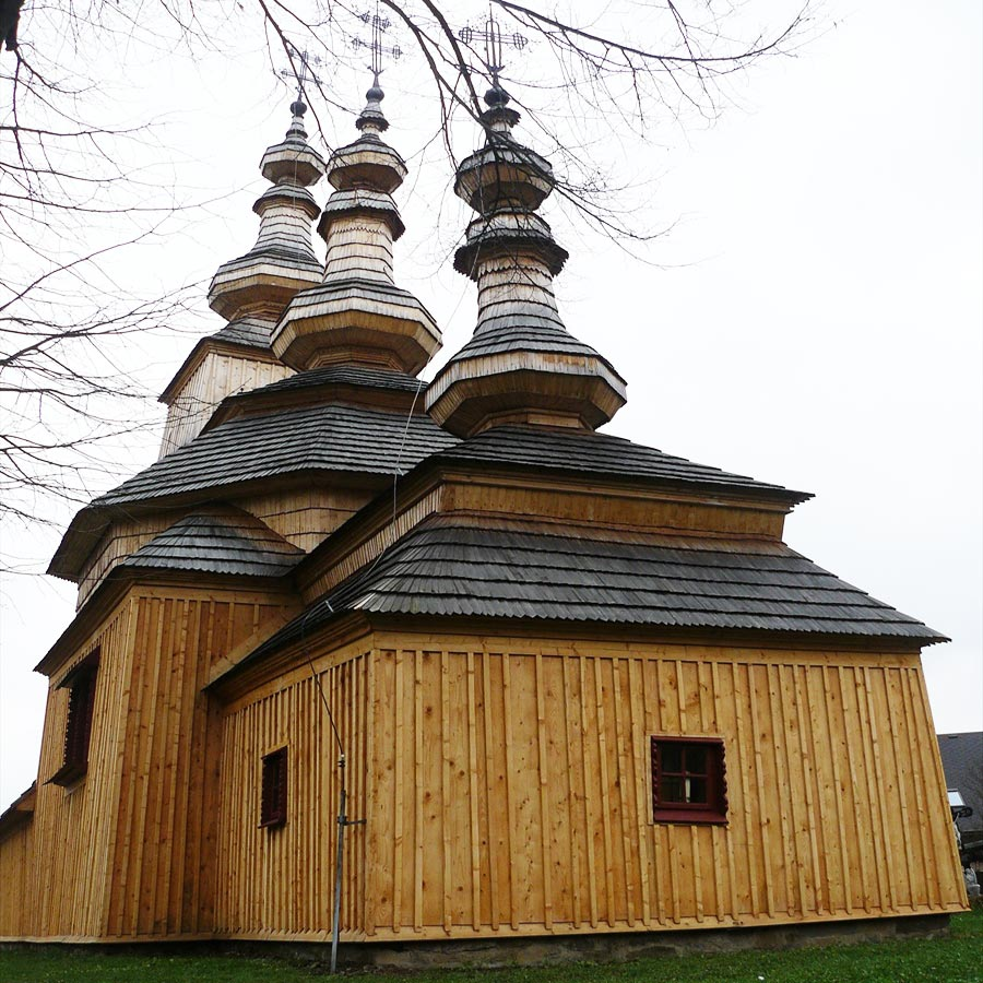 Church in Ladomirova