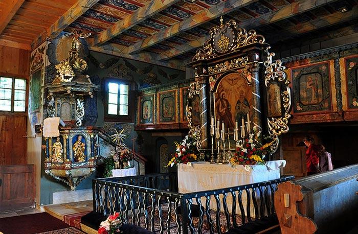 Church in Istebne