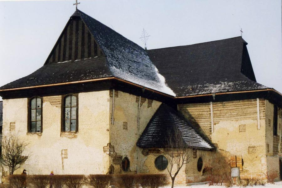 Church in Kezmarok
