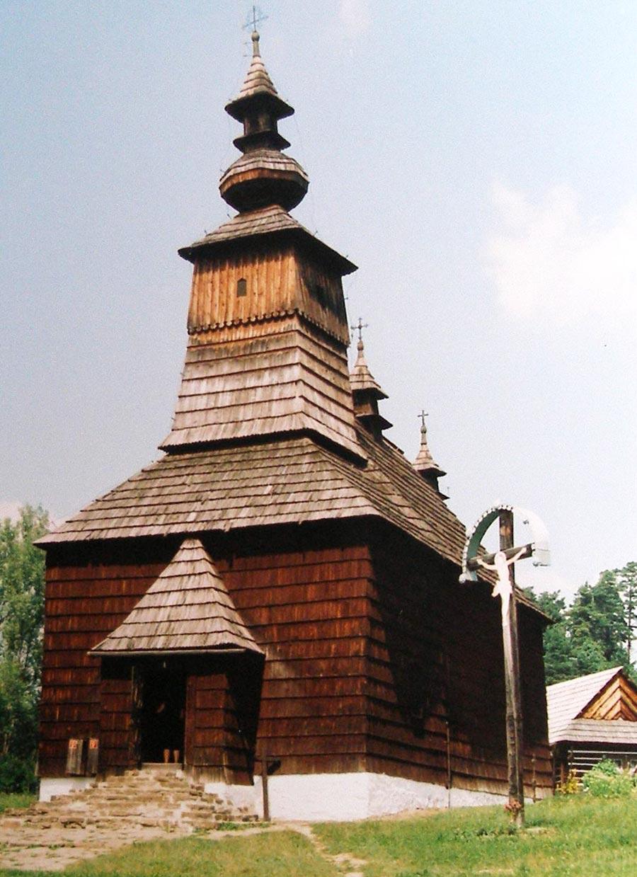 Church from Matysova