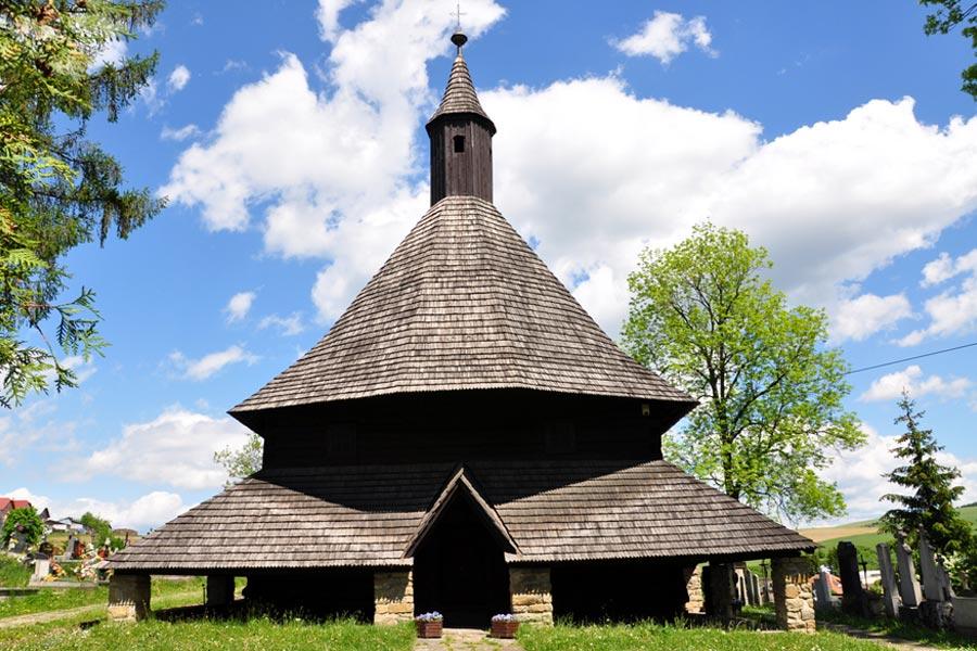 Church in Tvrdosin