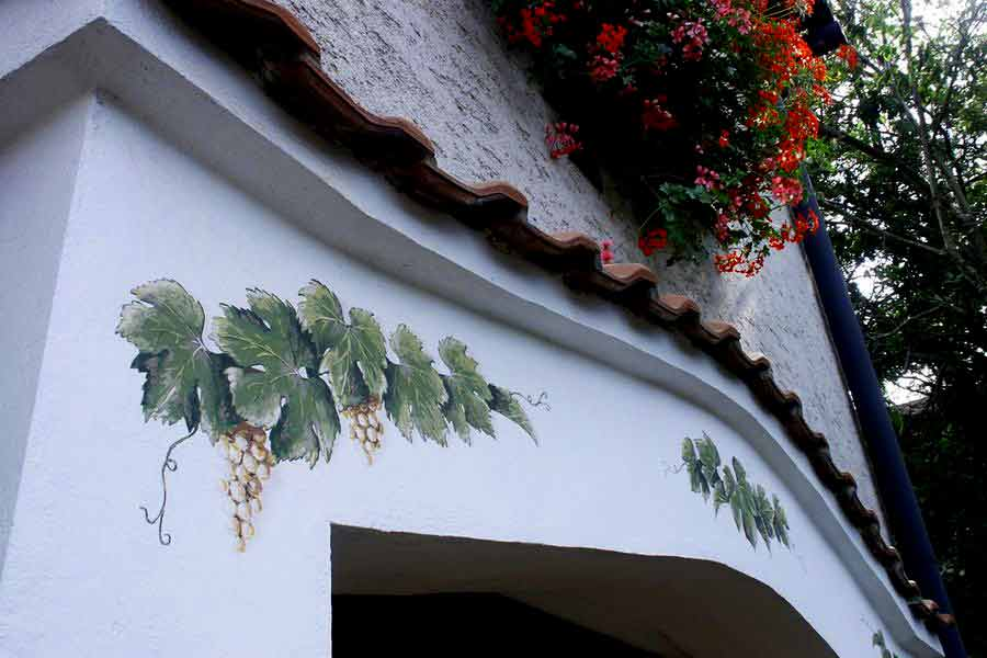 Wine Cellar - Decoration