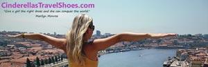 Ultimate travel blog of Cindarella