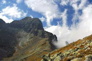 Kezmarsky Peak Trekking Tour  with Mountain Guide