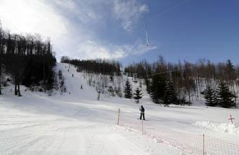 Donovaly ski slope