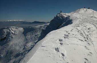 Vratna ski slope