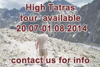 High Tatras Tour