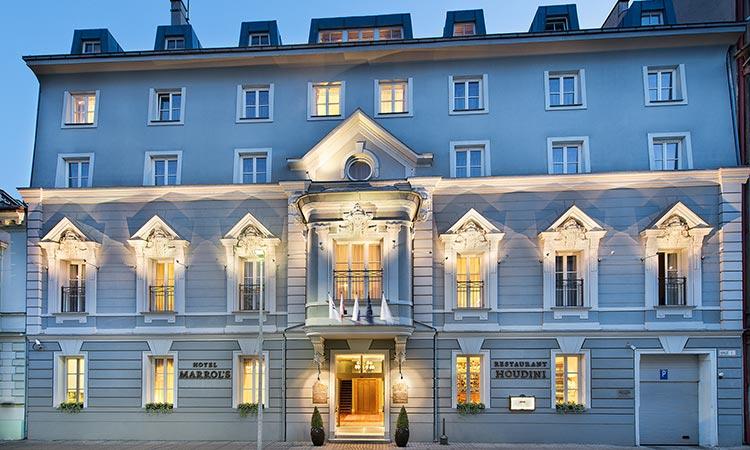 Hotel Marrols Bratislava