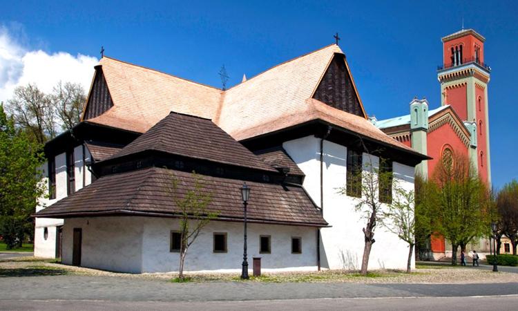 Kezmarok (UNESCO)