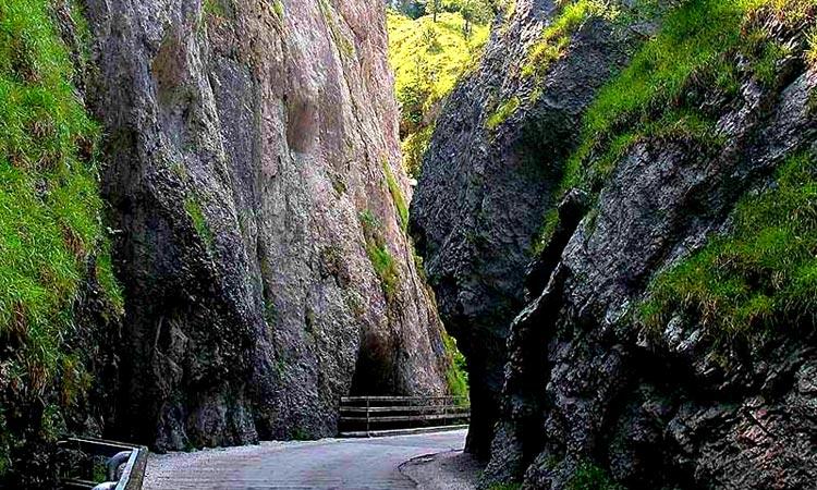 Sulov mountains