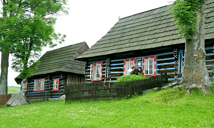 Zdiar village