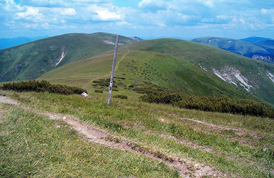 Hiking Tour in Velka Fatra Mountains