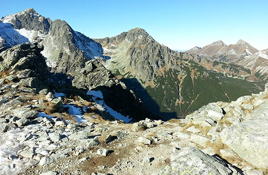 From Hut to Hut - High Tatras