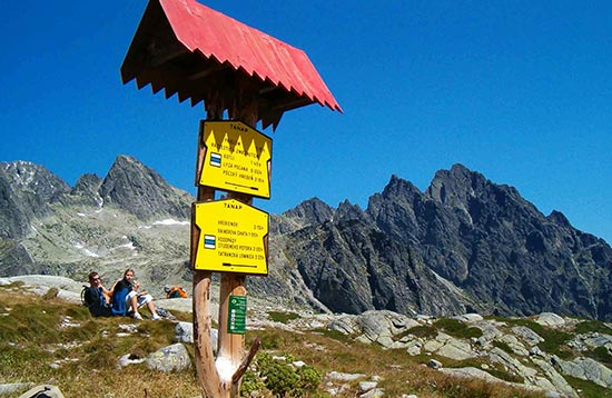 Trek Hut to Hut Tour in the High Tatras - Gerlachovsky