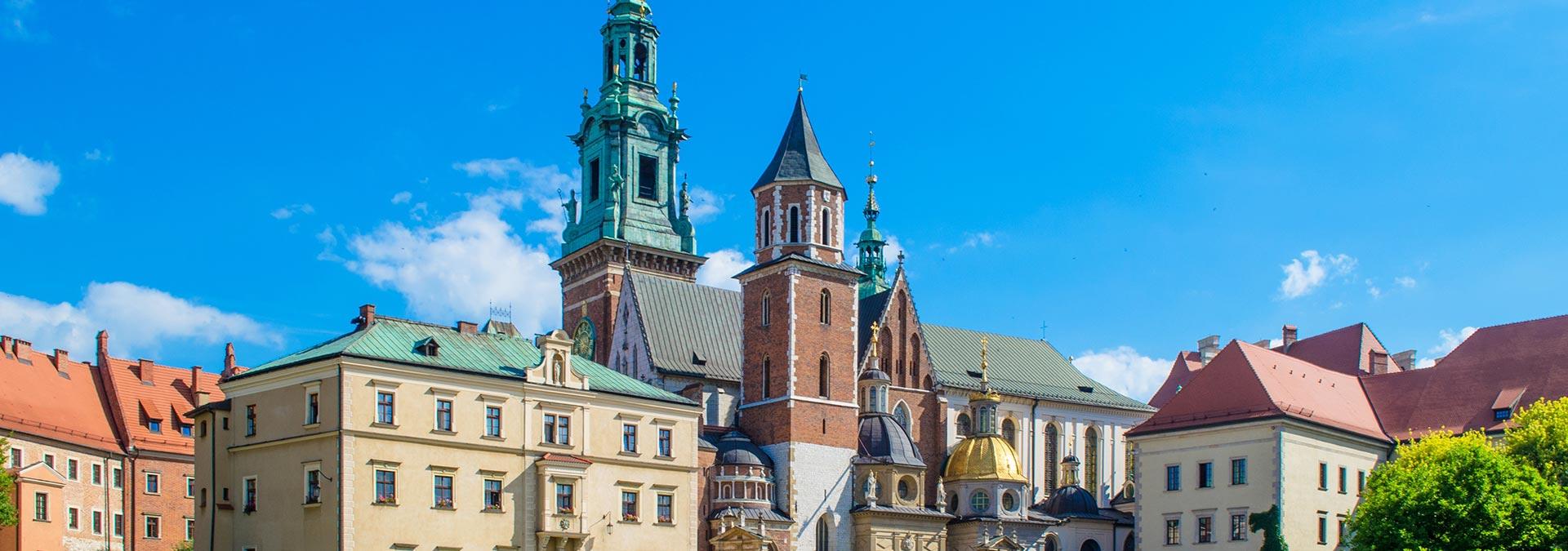 Central Europe Tour - Czech, Austria, Slovakia, Hungary, Poland - Prague, Vienna, Budapest, Krakow, Bratislava, Slovakia Travel, Location