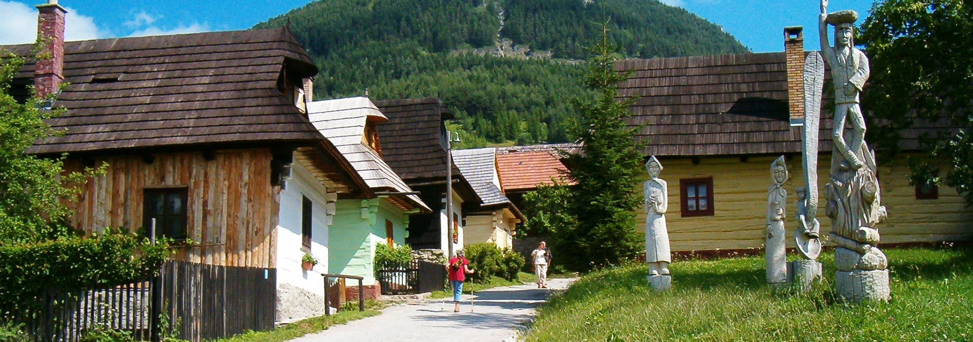 Cycling Tour from Slovak UNESCO to UNESCO Sites - from Bardejov to Banska Stiavnica, Slovakia Travel, Location