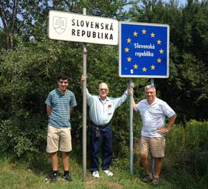 Family History Tour, Slovakia Travel, Location