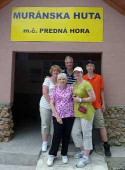 Family History Tour, Slovakia Travel, Location