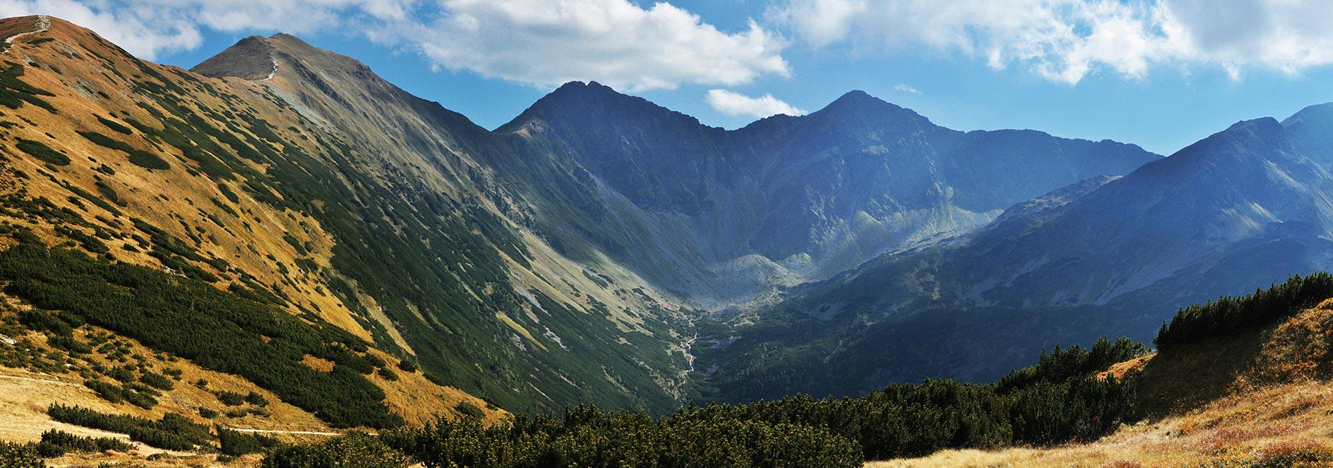 Peak Adventure Tour in Slovak Mountains - Six Amazing Peaks of Slovakia, Slovakia Travel, Location