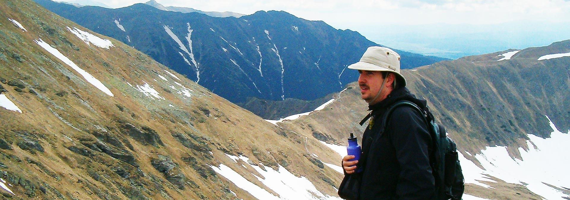 Hiking Holiday in Western Tatras, Slovakia Travel, Location