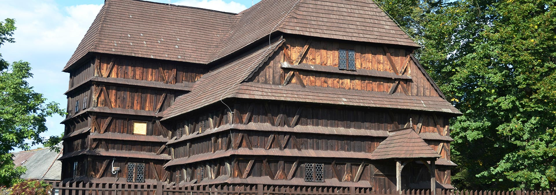Tour of Wooden Churches of the Carpathian Mountains - Slovak UNESCO Heritage, Slovakia Travel, Location