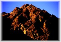 Bergjoch in Kleine Fatra