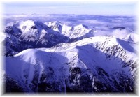 West Tatras in Winter