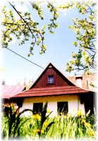 Herrliche Hütte in Vlkolinec