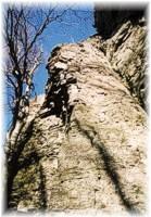 Sitno - Klettern Areal