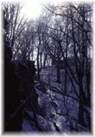Stiavnica Berge im Winter