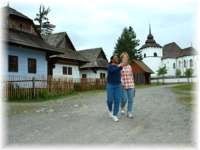 Pribylina - Open Air Museum of Slovak Village