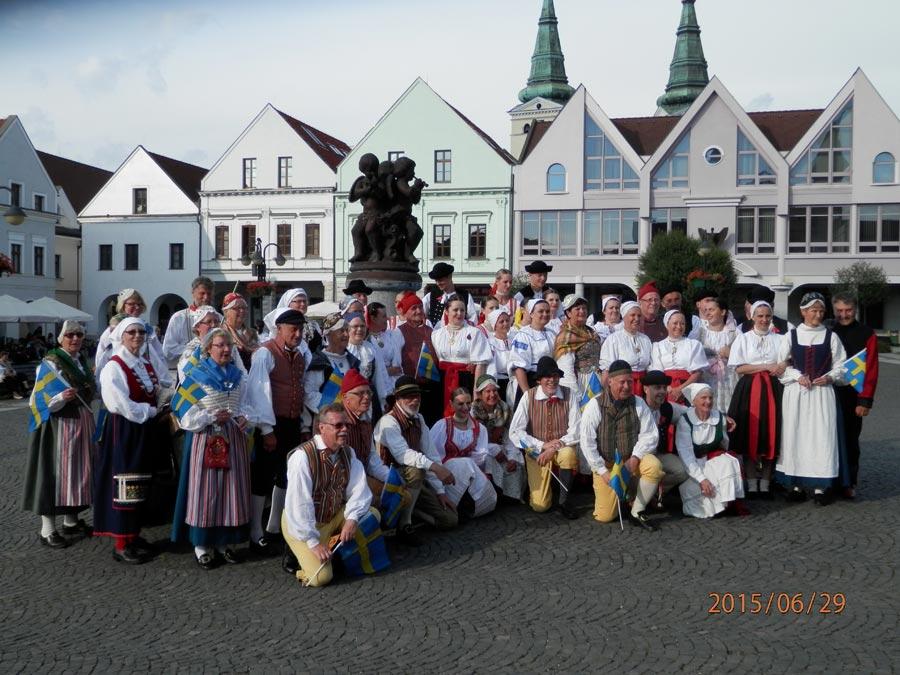 Vychodna Slovakia - Folk Festival