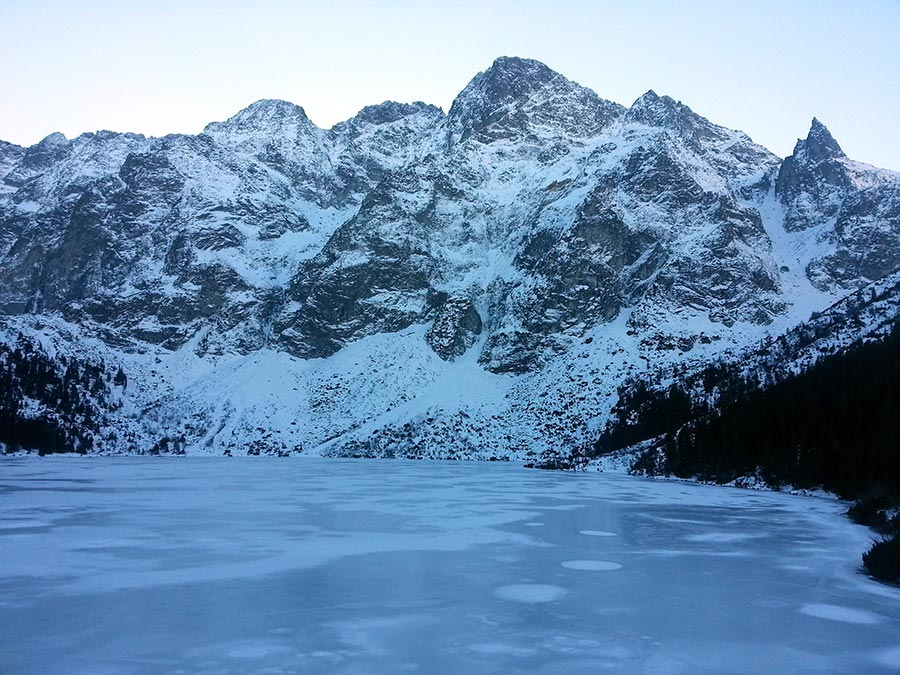 Morskie Oko -  Tatras from Poland