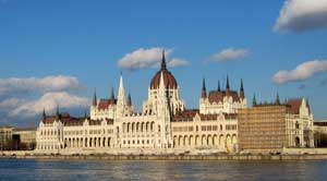Travel Slovakia -  Parliament Buildings