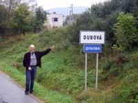 Michael in Dubova, Slovakia