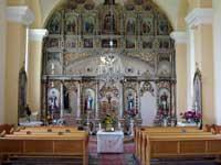 Church in Regetovka, Slovakia