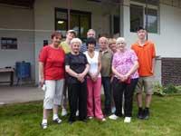 Gorman Family, Slovakia