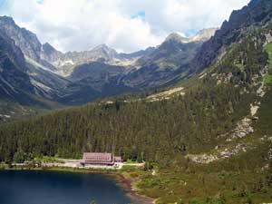 Slovakia Travel - Popradske Lake and Hut