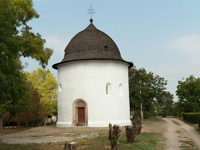 Romanesque rotunda of Twelve Apostles and Church of the Assumption of Virgin Mary