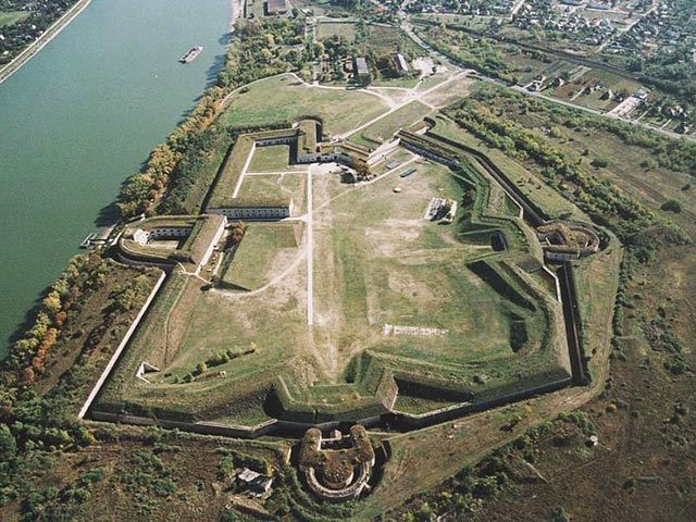 The Fortress Komárno