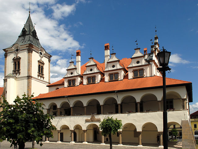 Levoca medieval royal town