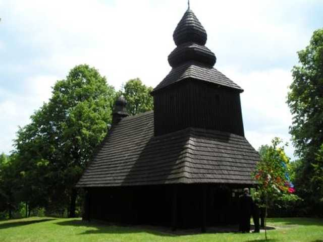 The Church of St Nicholas in Ruska Bystra UNESCO heritage