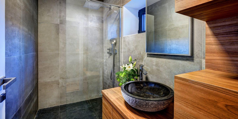 Centrum Modern apartment bathroom - Chalets Jasna Collection
