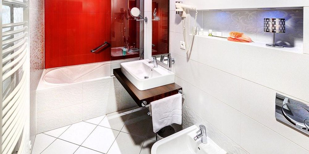 Plesnivec Bathroom - Chopok Wellness Hotel