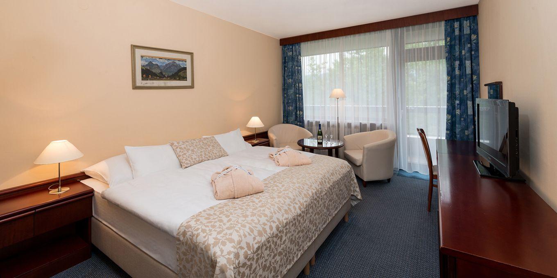 Esplanade Comfort room - Отель Бaлнea Ecплaнaдe Палас / Health Spa Resort Esplanade
