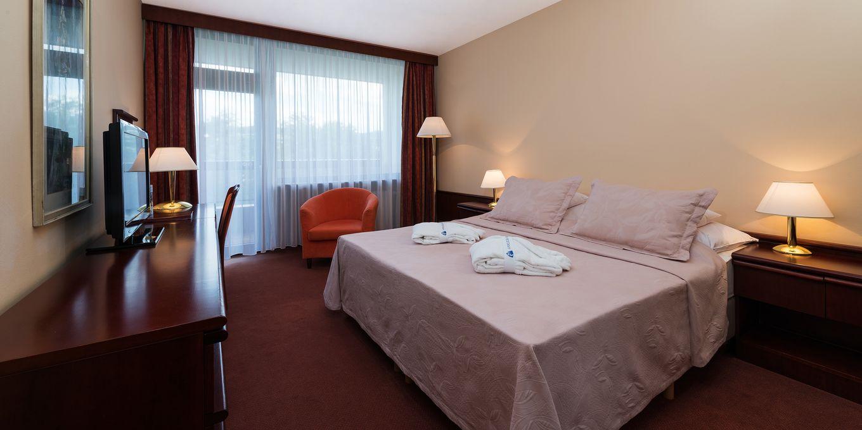 Comfort suite - Esplanade Ensana Health Spa Hotel