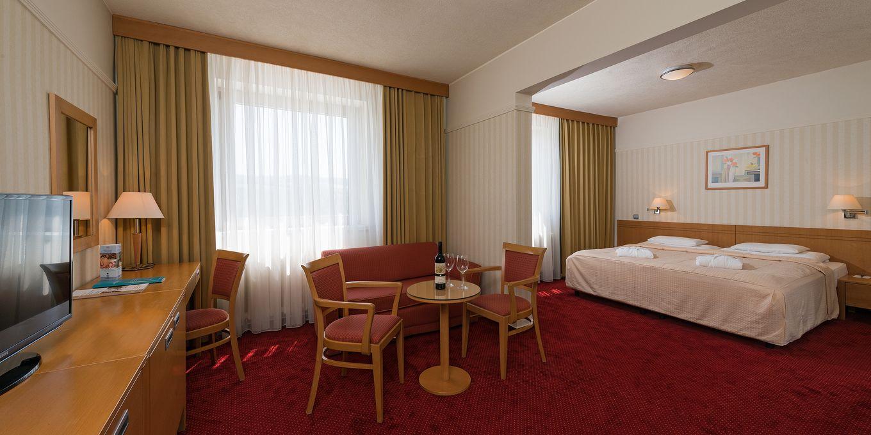Junior suite - Esplanade Ensana Health Spa Hotel