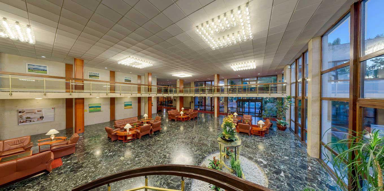 Lobby - Esplanade Ensana Health Spa Hotel